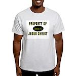 Property Design (Yellow) Ash Grey T-Shirt
