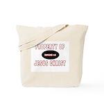 Property Design (Red) Tote Bag