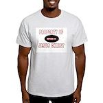 Property Design (Red) Ash Grey T-Shirt