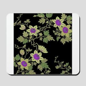 Japanese textile Tessenka Mousepad