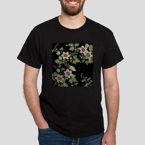 Japanese textile Tessenka Dark T-Shirt