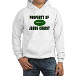 Property Design (Green) Hooded Sweatshirt