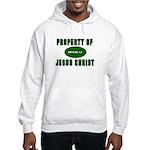 Property Design (Green) Hooded Sweatshirt