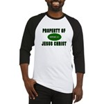 Property Design (Green) Baseball Jersey