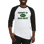 Property Design (Green) Baseball Jersey