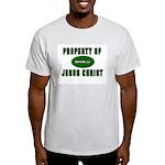 Property Design (Green) Ash Grey T-Shirt