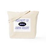 Property Design (Blue) Tote Bag