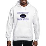 Property Design (Blue) Hooded Sweatshirt
