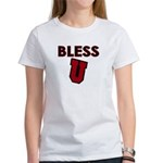 Bless U (dark red) Women's T-Shirt