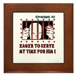 Prisoner Framed Tile