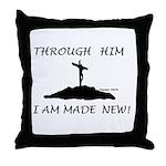 Made New Design Throw Pillow