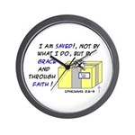 Gift from God Design Wall Clock