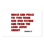 Christian Greeting Design Postcards (Package of 8)