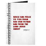 Christian Greeting Design Journal