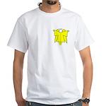 Angel Design White T-Shirt