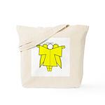 Angel Design Tote Bag