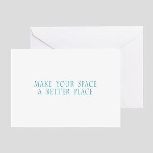 MYS Greeting Card