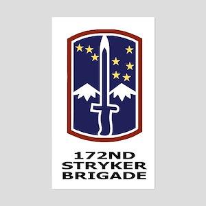 172nd Stryker Brigade<BR> Sticker