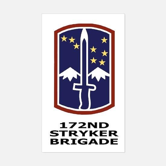 172nd Stryker Brigade<BR> Decal