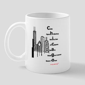 D-Lip Chicago Mug