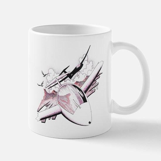 SAILPLANES_Duel Mug