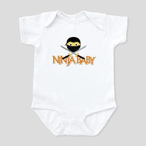 Baby Ninja Infant Bodysuit