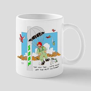OK you two, let's ... Mug
