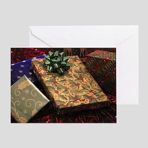 Presents Greeting Card