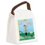 Timmys Pet Turtle Canvas Lunch Bag