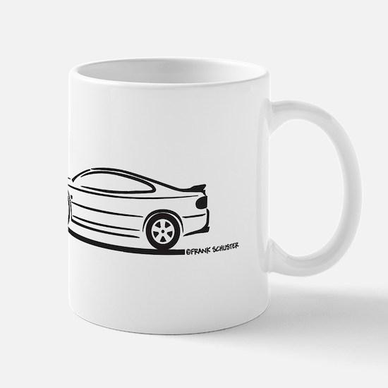 2004-06 Pontiac GTO Mug