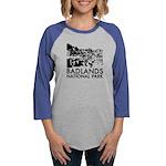 Badlands National Park Long Sleeve T-Shirt