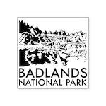 Badlands National Park Sticker