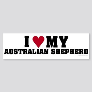 I Love My Australian Shepherd