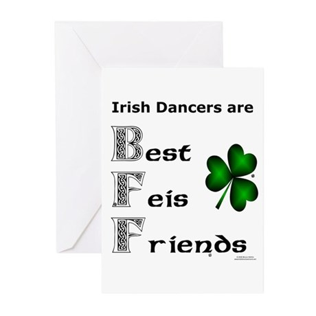 BFF - Greeting Cards (Pk of 20)