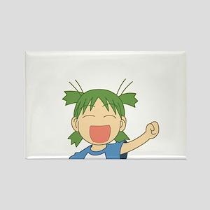Yotsuba Rectangle Magnet