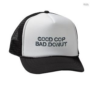 f99ace157ce Doughnut Kids Trucker Hats - CafePress