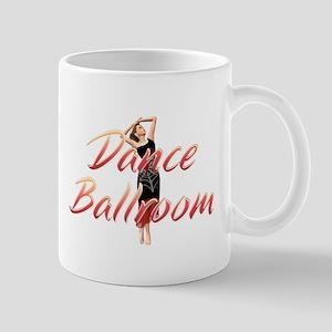 Dance Ballroom 11 oz Ceramic Mug