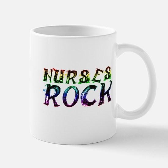 Cute Nurses rock Mug