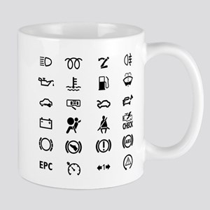Know Your Warning Signs Mug
