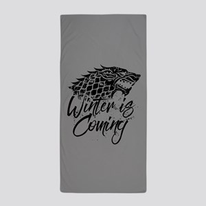 GOT Winter Is Coming Beach Towel