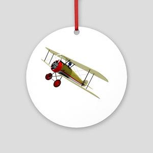 Pilot Version 2 Ornament (Round)