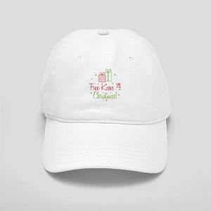 Free Kisses 4 Christmas Cap