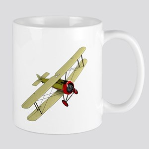 Biplane Mug