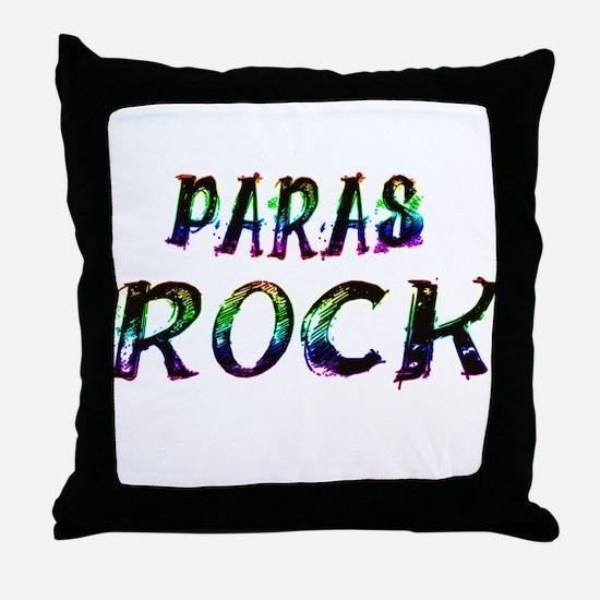PARA Throw Pillow