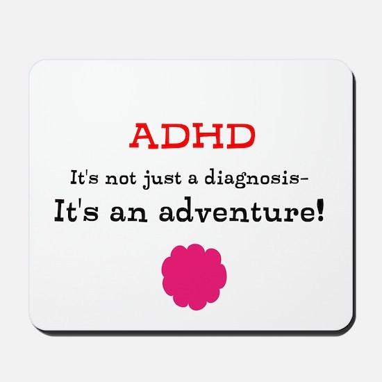 ADHD Adventure Mousepad