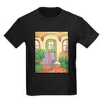 Dragon's Tail Kids Dark T-Shirt