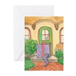 Dragon's Tail Greeting Cards (Pk of 20)