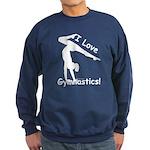 Gymnastics Sweatshirt - Love