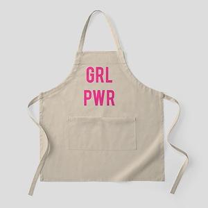Girl Power Light Apron