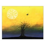 WINTER PROMISE TREE 16X20 Poster